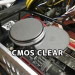 CMOS,cmos clear,シーモス,シーモスクリア,マザーボード,bios,biosの不具合,解決,gigabite,GA-AB350N-Gaming WIFI,AB350N Gaming,方法,やり方,ギガバイト,