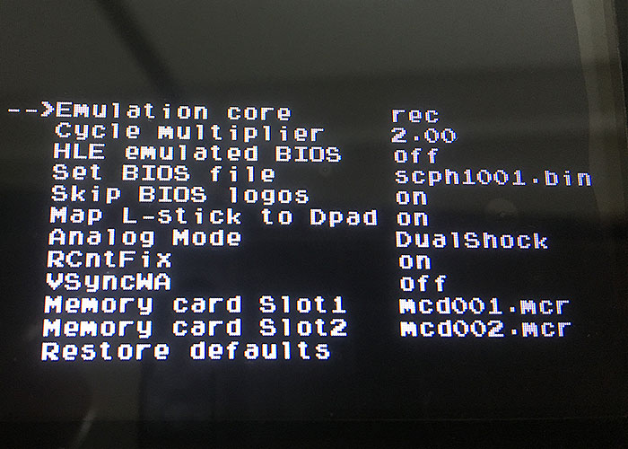 rg350,RG-350,whatsko,中華ゲーム機,エミュレータ,エミュ,エミュレーター,携帯ゲーム機,携帯ゲーム,rs-97,神機,レビュー,紹介,商品紹介,ハック,バージョンアップ,Firmwear,ファームウェア,やり方,方法,使い方,操作方法,説明,DiskGenius,balenaEtcher,DinguxCmdr,pcsx4all,プレステ,ps1,psx,emulator,