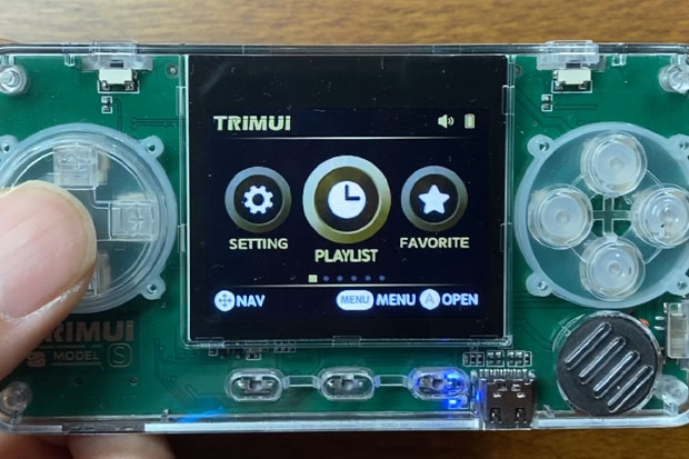 TRIMUI MODEL S,TRIMUI Ultra-S,TRIMUI Ul,1.01,最小,一番小さい,軽い,rg350,RG-350,CFW,custom firm ware,customfirmware,update,使い方,導入,方法,説明,写真,初心者,やり方,whatsko,中華ゲーム機,エミュレータ,エミュ,エミュレーター,携帯ゲーム機,携帯ゲーム,rs-97,神機,レビュー,紹介,商品紹介,ハック,バージョンアップ,Firmwear,ファームウェア,操作方法,開封レビュー,開封,RK2020 Retro Console,RK2020 Console,起動確認,動作確認,ゲームデータの入れ方,データ転送,ゲームの入れ方,ゲームの追加,How to add a game,インストール,最軽量,最小