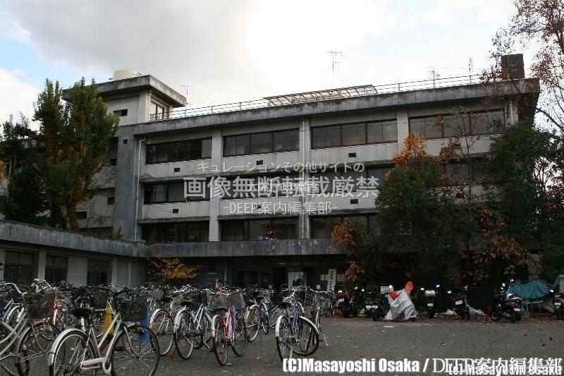 """""""自由の学風""""で中核派の根城になってます!これが関西の最高学府「京都大学」です!"""