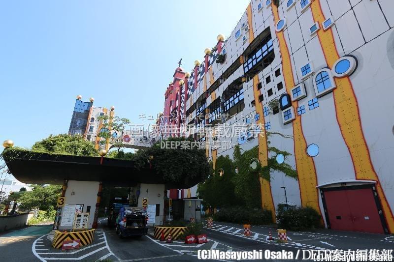 フンデルトヴァッサーの遺作、世界一派手なゴミ処理場「大阪市環境局舞洲工場」に出入り自由な日がある