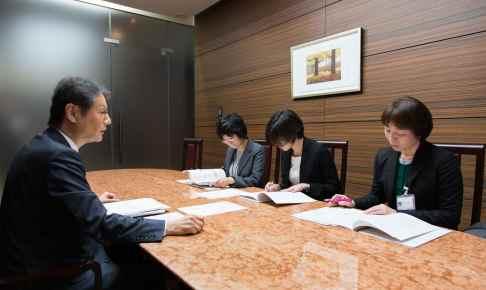 日本生命会議風景