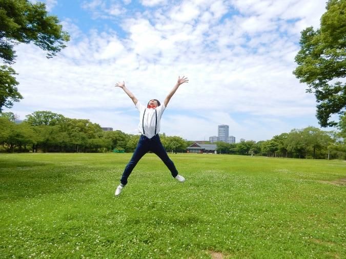 大阪城西の丸庭園 (5)