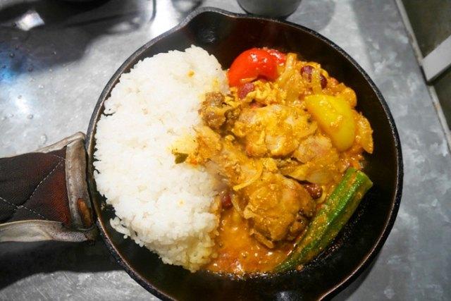 野菜を食べるカレー-(12)