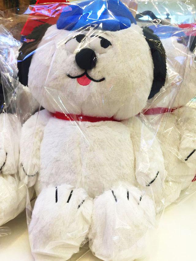 阪急うめだスヌーピーフェスティバル2016で販売されている2016年版のうめだ阪急限定商品