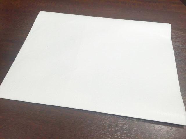 いきなりステーキ,天神橋店,紙エプロン