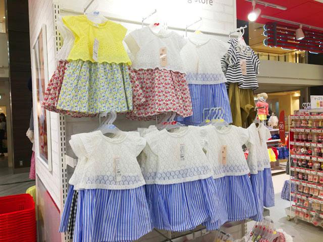 アカチャンホンポ,天満橋,京阪シティモール,新規オープン,女の子の夏服,