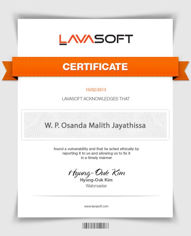 lavasoft-certificate
