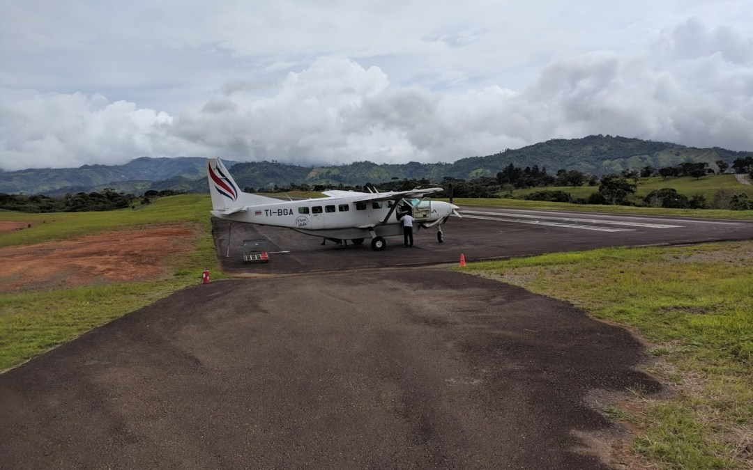 Daily Flights from San Jose to San Isidro del General Perez Zeledon