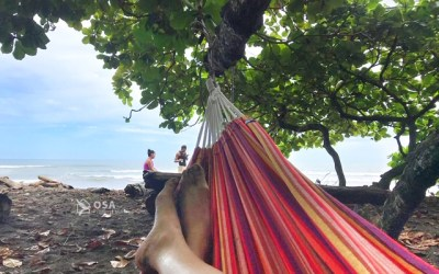 Relaxing Playa Hermosa