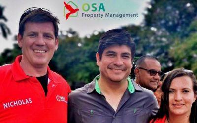 Meeting President of Costa Rica