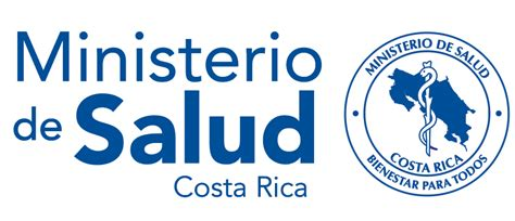 Ministerio de Salud logo and link to fill out health pass to Costa Rica.