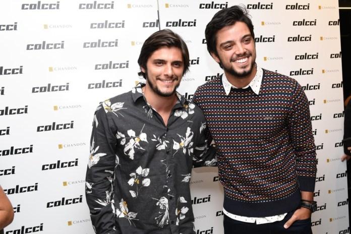 Bruno Gissoni e Rodrigo Simas