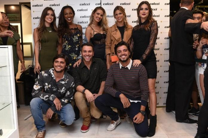 Convidados Vip (2) - evento Colcci - ModaNews