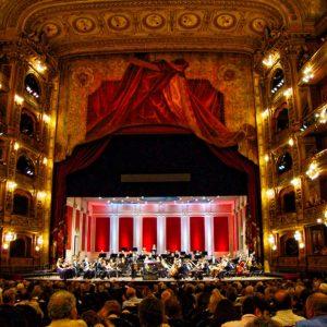 Orchestra Simfonică București - Teatro Colon