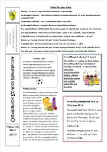 Newsletter 21.03.16 v2