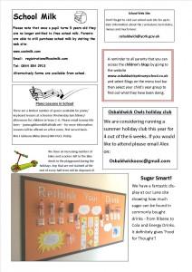 Newsletter 29.04.16 2