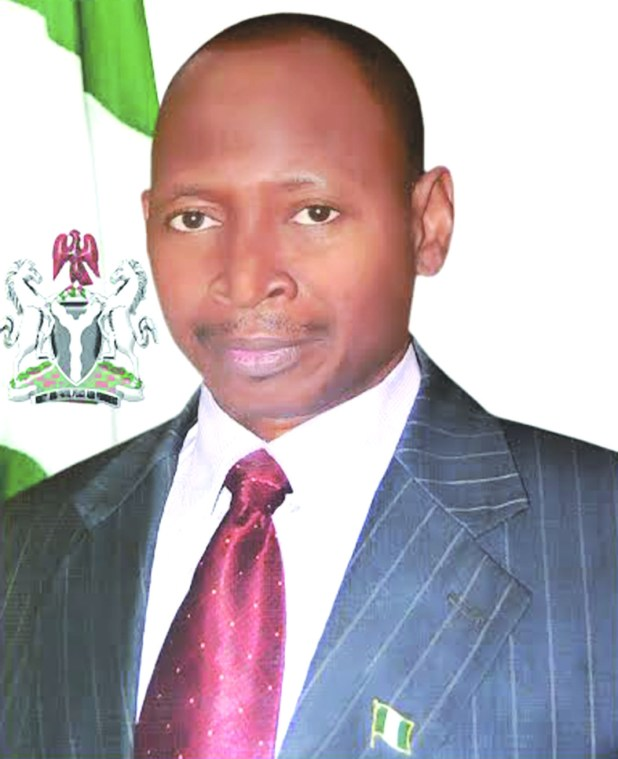 Accountant General of the Federation AGF Mr. Ahmed Idris