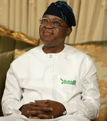 State of Osun Governor Gboyega Oyetola