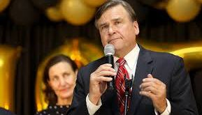 US ambassador to Nigeria Mr. Stuart Symington