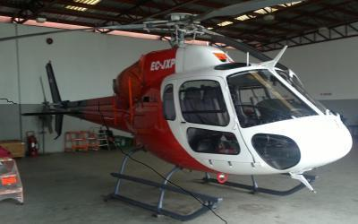 Osun helicopter