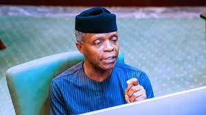 Osinbajo can't attend Tinubu event due to bad weather —Spokesman - Punch  Newspapers