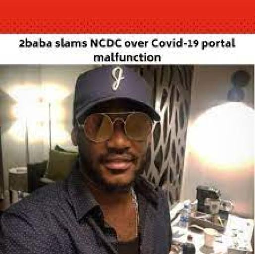 Legendary singer, Innocent Idibia, fondly called 2baba, currently has a  rough start today ― no thanks to the Nigeria C - 9ja Breed