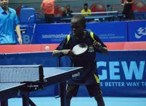 Mustapha Ranked World's Number One Cadet Player