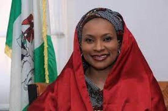 Nobody should pay ransom if I'm kidnapped - El-Rufai's wife