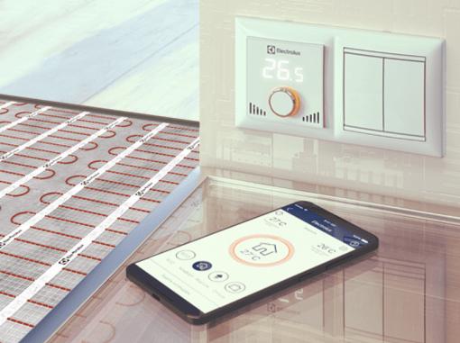 Терморегулятор Electrolux ETS-16 с Wi-Fi