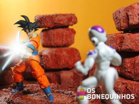 Goku vs Freeza