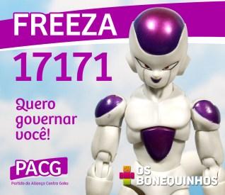 freeza candidato