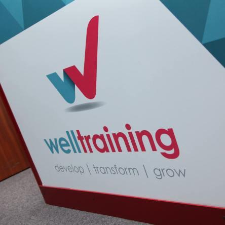 WELL Training logo