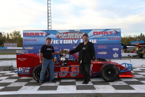 Luke Gignac OSCAAR Modified Champion 2017