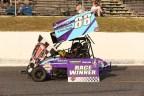 OSCAAR Pro Sprints Winners at Sunset Speedway