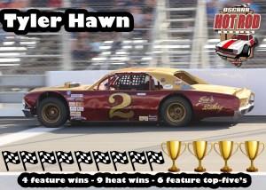 1st Hot Rod Tyler Hawn