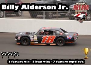 2nd Hot Rod Billy Alderson Jr
