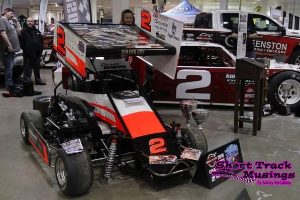 Daniel Hawn OSCAAR Pro Sprint Series