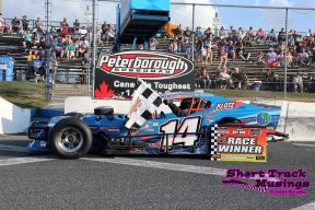 A.J. Emms  Modifieds Points Leader