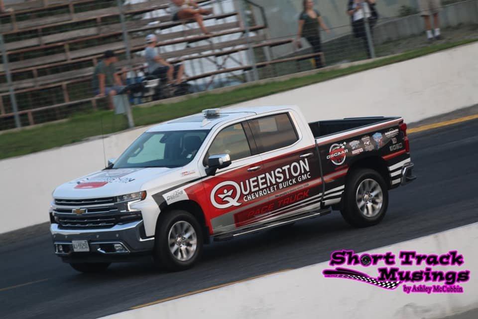 Queenstown Chevrolet Pace Truck 2019