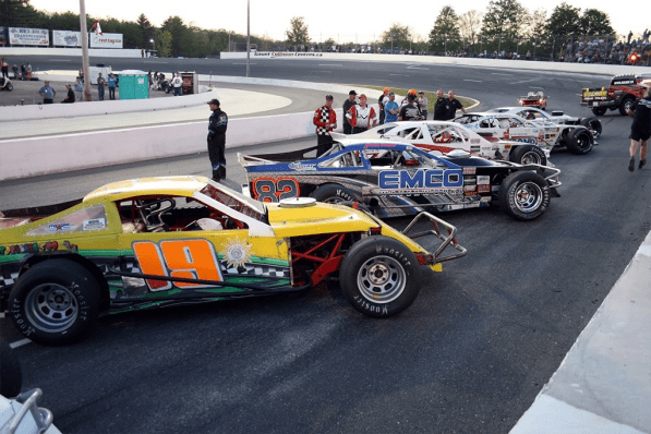 OSCAAR Modifieds began back in May 2012 at Sunset Speedway