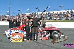 Paul Senior Scores First Career Victory