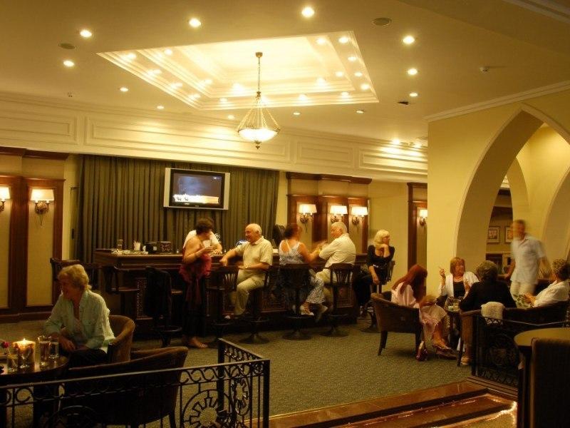 oscar resort hotel 7/24 lobby lounge