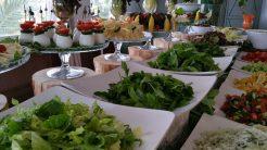 open buffet meal hotel menu kyrenia north cyprus
