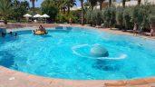 Wave Ball at oscar resort hotel kyrenia
