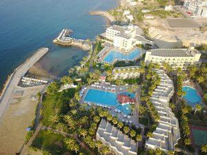 oscar resort hotel external