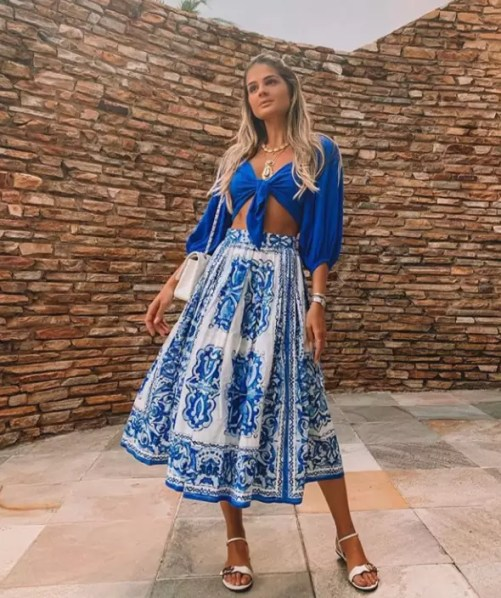 Looks da moda o que as influencers de moda estao usando