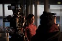 Lola Duenas in Cet Autre Hiver, directed by Margo Brière Bordier, produced by Punchline Cinéma (Lucas Tothe & Sylvain Lagrillère), DOP Vadim Alsayed, Gaffer Elyan Charvet, Lead MUA Margaux Tricot, Lead Costume Designer Clara René, Lead Set Designer Linda Yi.