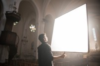 Cet Autre Hiver, directed by Margo Brière Bordier, produced by Punchline Cinéma (Lucas Tothe & Sylvain Lagrillère), DOP Vadim Alsayed, Gaffer Elyan Charvet, Lead MUA Margaux Tricot, Lead Costume Designer Clara René, Lead Set Designer Linda Yi. w/ Elyan Charvet.