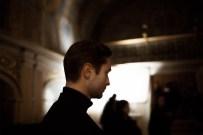In Nomine Patris, directed by Delphine Seignon, produced by Joël Girod, DOP Hugo Poisson, Lead MUA Mélissa Landron, Lead Costume Designer Louise Feverel, Lead Set Designer Morane Lefevre. Simon Larvaron.